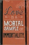 BLOCO LOVE IS A MORTAL SAMPLE OF IMMORT